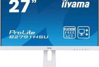 Table Place Card Template Free Download Unique Iiyama Prolite B2791hsu W1 68 6 Cm 27 Zoll Ips Led Monitor 16 9 Vga Hdmi Displayport Usb2 0 Ultra Slim Line Ha¶henverstellung Pivot WeiaŸ