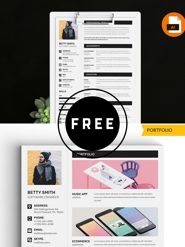 Templates For Pop Up Cards Free New 98 Awesome Free Resume Templates For 2019 Creativetacos
