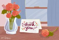 Thank You Note Card Template Awesome 13 Free Printable Thank You Cards with Lots Of Style