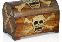 Top Trump Card Template Awesome Schatztruhe Pirat Jack Xl Braun Message In A Box