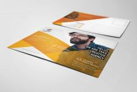 Transparent Business Cards Template Unique Achelous Classic Postcard Template 3 Template Catalog