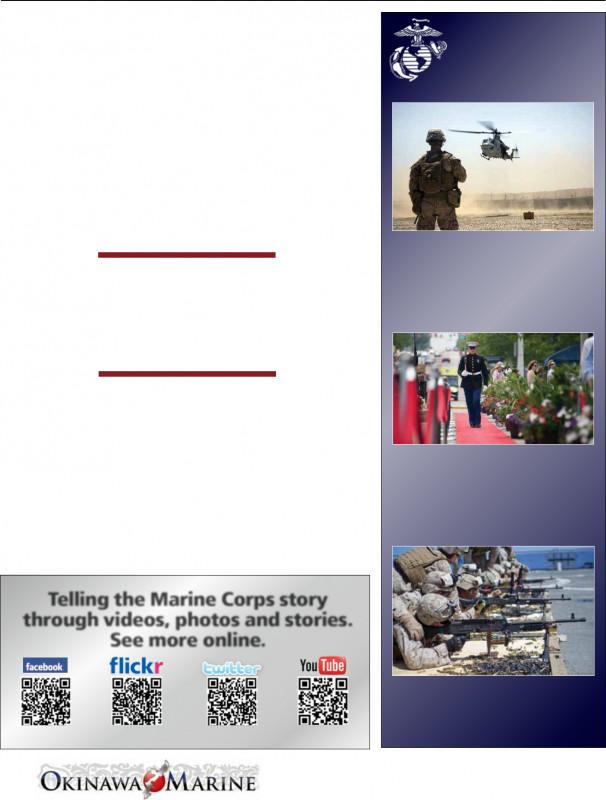 Usmc Meal Card Template Unique Okinawa Marine June 15 Edition Pdf Document