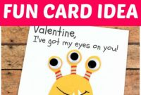 Valentine Card Template for Kids New Heart Pencil toppers Valentines Craft for Kids A· the