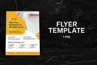 Visiting Card Illustrator Templates Download Unique Business Flyer Template
