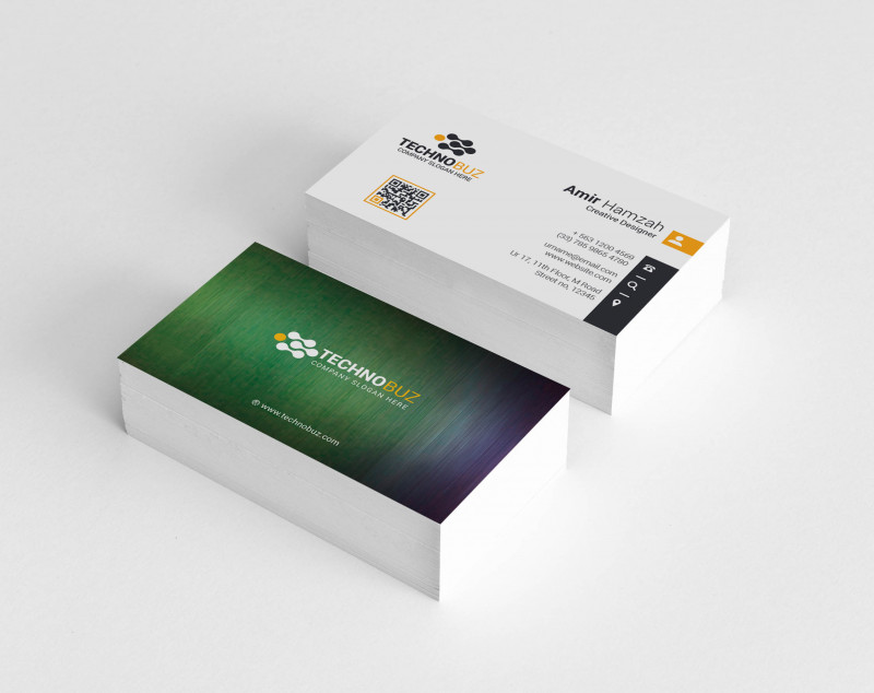 Visiting Card Psd Template Free Download New Dinlas Professional Corporate Visiting Card Template