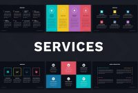 Web Design Business Cards Templates Awesome Innovation Creative Ppt