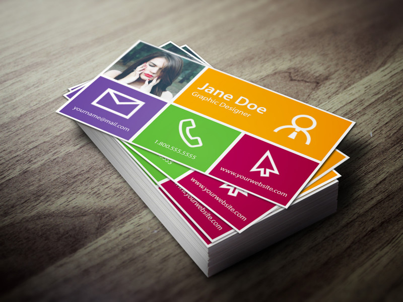 Web Design Business Cards Templates New 18 Postcard Template Photoshop Ideas