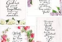 Wedding Pop Up Card Template Free Unique Christian Wedding Greeting Cards Kjv Scripture Box Set Of 12