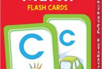 Word Cue Card Template Awesome School Zone Alphabet Match Flash Cards Ages 4 and Up
