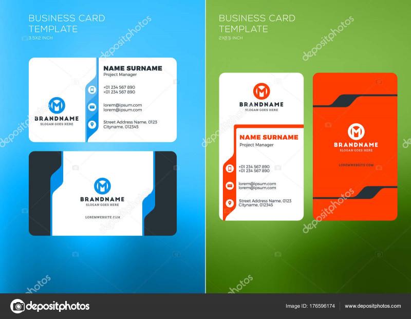 Work Id Card Template New Visitenkarten Vorlagen Bilder Kostenlos Drucken