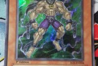 Yugioh Card Template Awesome I Found Another Card Made by Upper Deck In some Bulk Yugioh