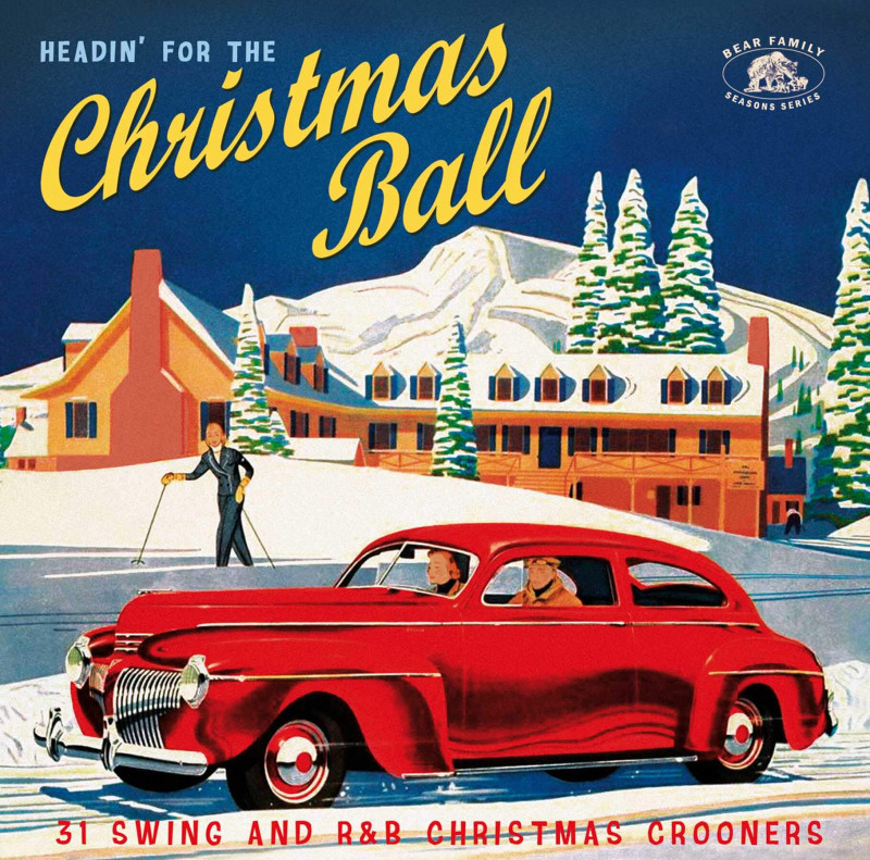 Happy New Year 2021 Greeting Cards New Various Seasons Greetings Cd Headin For The Christmas Ball Cd Bear Family Records