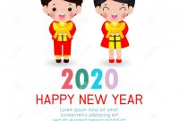Happy New Year Card 2021 Awesome Love In Greeting Card Happy New Year 2020 Fire Valentine