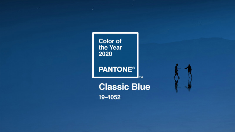 Happy New Year Wishes 2021 Awesome Classic Blue Is Pantones Colour Of The Year For 2020