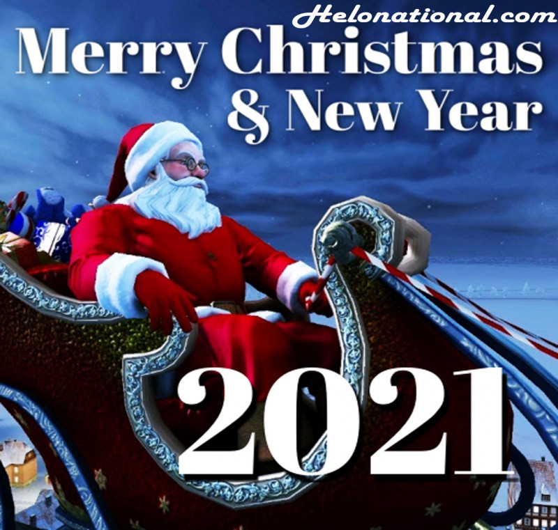 Happy New Year Wishes 2021 Awesome Merry Christmas And Happy New Year 2021 Wishes Covid