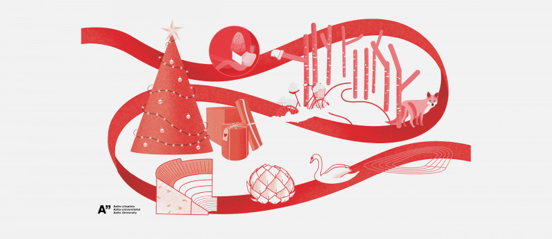 Happy New Year Wishes 2021 New School Of Arts Design And Architecture Aalto University