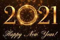 New Year Wishes and Messages for 2021 New Happy New Year 2021 In 2020 Happy New Year Greetings