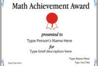 10+ Math Certificates Ideas | Math, Award Certificates regarding Fresh 9 Math Achievement Certificate Template Ideas