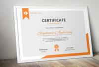 10 Modern Certificate Docx Bundle #Certificate#Modern#Docx for Travel Certificates 10 Template Designs 2019 Free