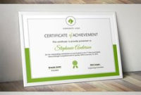 10+ Training Participation Certificate Ideas | Participation inside Certificate For Baking 7 Extraordinary Concepts