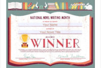 10+ Winner Certificate Templates | Free Printable Word & Pdf With Regard To 10 Certificate Of Championship Template Designs Free