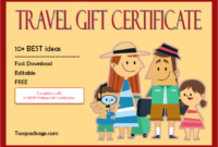 17+ Travel Gift Certificate Template Ideas Free for Fishing Certificates Top 7 Template Designs 2019
