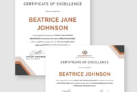21+ Training Certificate Examples & Samples | Examples intended for Dog Obedience Certificate Template Free 8 Docs