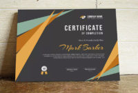 25+ Best Certificate Design Templates: Awards, Gifts in Fresh Handwriting Certificate Template 10 Catchy Designs