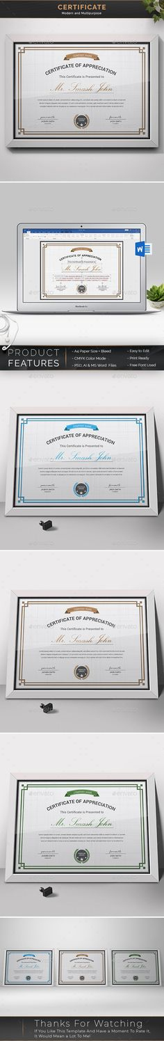 30+ Certificate Ideas | Certificate, Certificate Templates With Regard To Free 9 Smart Robotics Certificate Template Designs