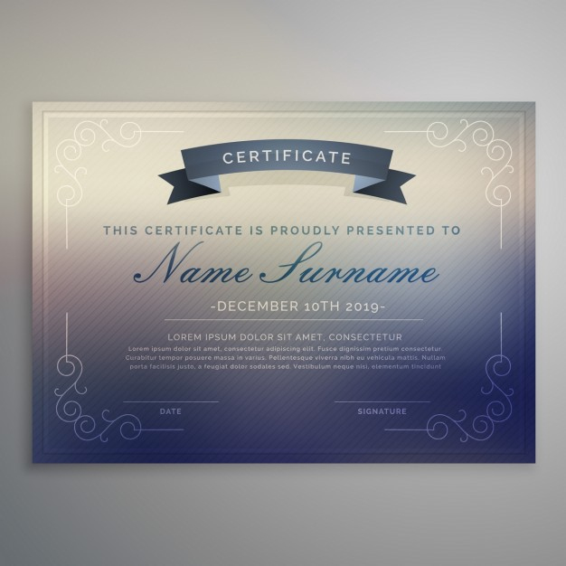 30 Free Certificate Templates. Are You Planning To Conduct In Fresh Fishing Certificates Top 7 Template Designs 2019