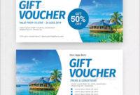 40+ Travel Gift Voucher Templates – Free & Premium Psd Eps regarding Travel Gift Certificate Templates