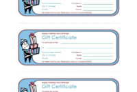 41 Free Gift Certificate Templates In Ms Word And In Pdf Format within Unique Gift Certificate Template In Word 10 Designs