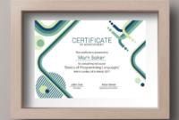 50 Multipurpose Certificate Templates And Award Designs For with Handwriting Certificate Template 10 Catchy Designs
