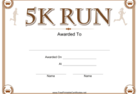5K Run Certificate Template Download Printable Pdf with regard to Fresh 5K Race Certificate Templates