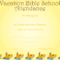 A Printable Certificate Recognizing Vacation Bible School within Printable Vbs Certificates Free