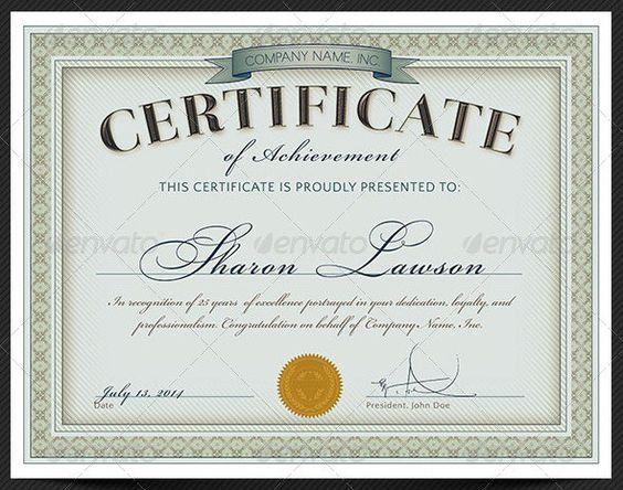 Academic Certificates | Harry Clark Translation Auckland with Unique Academic Certificate
