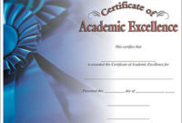 Akademische Excellence Award Certificate, Pack 15 | Ebay pertaining to Unique Academic Excellence Certificate