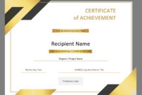 Award Certificate Template | 15+ Free Printable Ms Word intended for Honor Certificate Template Word 7 Designs Free