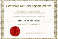 Award Certificate Template – Make An Award Certificate In 10 pertaining to Best Congratulations Certificate Template 10 Awards