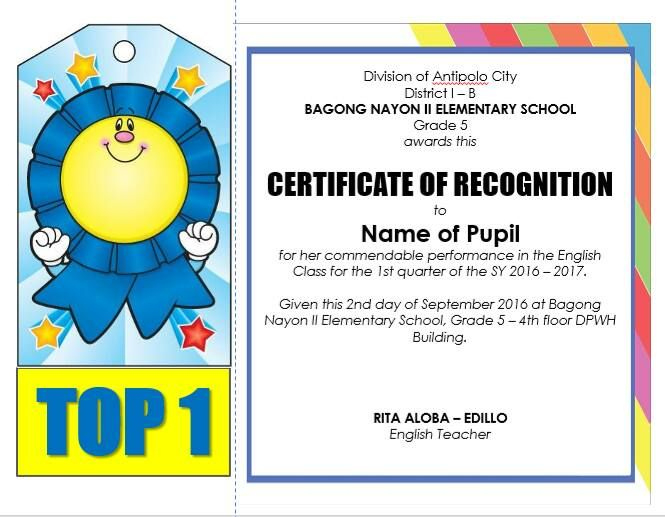 Awards+Certificate (665×517)   Awards Certificates In Best Downloadable Certificate Of Recognition Templates