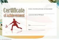 Badminton Achievement Certificate Free Printable 1 In 2020 pertaining to Badminton Achievement Certificates