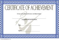 Badminton Achievement Certificate Free Printable 4 In 2020 in Best Badminton Achievement Certificate Templates
