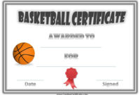 Basketball Awards | Basketball Awards, Free Basketball regarding Fresh Download 10 Basketball Mvp Certificate Editable Templates