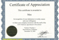 Best Employee Award Certificate Templates (5) – Templates for Best Employee Certificate Template