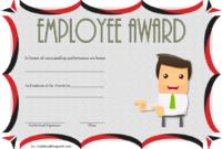 Best Employee Certificate Template 7 In 2020   Certificate regarding Certificate Of Job Promotion Template 7 Ideas