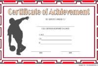 Bowling Certificate Of Achievement Free Printable 2 Di 2020 with Bowling Certificate Template Free 8 Frenzy Designs