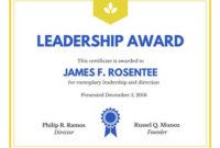 Canva-Leadership-Award-Certificate-High-Resolution-Award intended for Unique Leadership Award Certificate Templates
