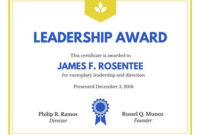 Canva-Leadership-Award-Certificate-High-Resolution-Award pertaining to Fresh Leadership Award Certificate Template