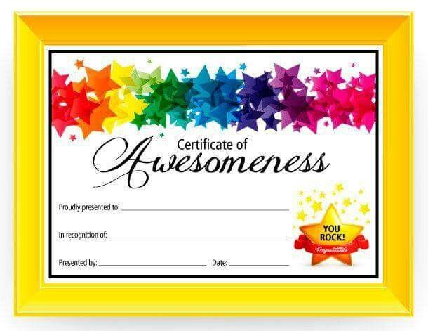 Certificate   Free Printable Certificate Templates, Kids For Best Free Art Award Certificate Templates Editable