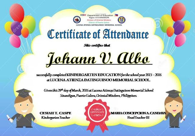 Certificate Of Attendance Templates Editable | Perfect Throughout Fresh Perfect Attendance Certificate Template Editable